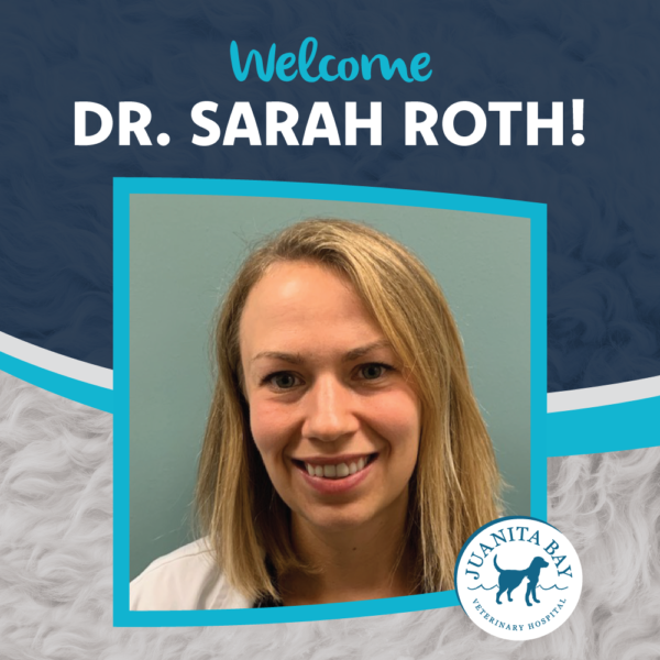 Welcome Dr. Roth!